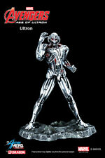 AVENGERS 2 - Ultron Multi Pose 1/9 Scale Model Kit Vignette (Dragon Models) #NEW