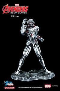 AVENGERS 2 - Ultron Multi Pose 1/9 Scale Model Kit Vignette (Dragon Models) #NEW