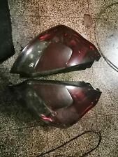 Ford Fiesta mk7 Mk7.5 pair of Rear Lights Genuine Ford tinted 2012 to 2017