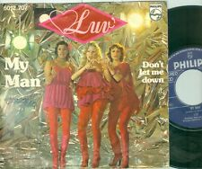 LUV' - MY MAN * FIRST SINGLE 1977 ) PHILIPS 6012707)