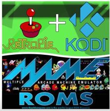 Retropie & Kodi! The Ultimate Raspberry Pi3 Retro Gaming Console! Fully setup!!!