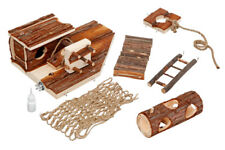 Karlie - Wonderland Rody Pirate Holzspielzeug Nager 300mm190mm100mm