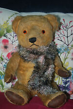 Chad Valley Chiltern Vintage Antique Old Teddy Bear