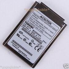 "Working Toshiba MK6006GAH 60 GB 4200 RPM 1.8"" CF 2 MB HDD Hard Disk Drives"