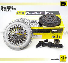 LuK 4 PIECE CLUTCH KIT PEUGEOT 206 1007 CITROEN C3 NEMO 1.4 HDI 02/08- 620326821