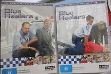 BLUE HEELERS COMPLETE FOURTH SEASON DELETED RARE PAL DVD AUSTRALIAN COP TV SHOW