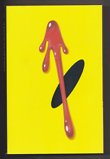 Watchmen Trade Paperback Book- Minor Dent on cover. Written by Alan Moore