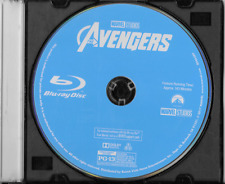 Avengers (2012)...Blu-ray Disc Only.