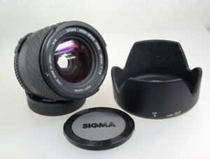 Nikon AI-S Sigma High Speed Wide 28mm F/1.8 Aspherical Fast Prime Lens SEE DESC