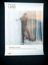 Patti Smith Land original 2002 in store promo poster!!!