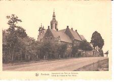 carte postale - Scherpenheuvel-Zichem - CPA - Averbode - Entrée de l'Abbaye