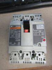 Fuji Electric 30 Amp 3 Pole, 220 Volt Auto Break Circuit Breaker Bw50Ragu (Nice