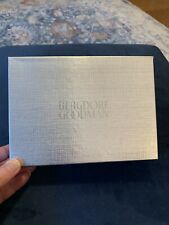 Bergdorf Goodman box rectangle-medium size-Never used.