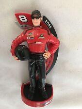 "Multicolor 4.5"" 2006 Nascar #8 Racecar Driver Ornament Figurine"