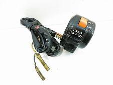 SUZUKI GSX 750 GS75X Interruptor Unidad Interruptor Montaje Derecho #49