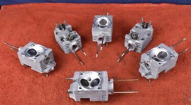 Porsche 911 turbo Carrera 30 Cylinder Heads twin plug Fully Refurbished 930 33