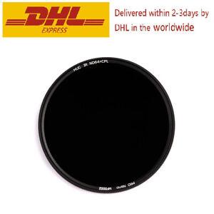 NiSi 82mm HUC ND64 CPL filter PRO Nano IR Multifunctional Filter