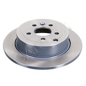 SWAG Brake Disc Rear Fits LAND ROVER Freelander 2 LR001018