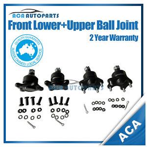 4 Ball Joints For Toyota Hilux IFS KZN165R LN167R 4Runner 4 Bolt Mount SR5