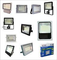 10 20 30 50 70 100 150 200 300 400W LED Flutlicht Fluter Strahler SMD IP65