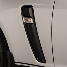 2014-2017 Chevy SS Genuine GM Accessory Black Side Fender Vent 92273265 US SOLD