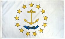 3x5 Rhode Island Flag State Banner RI Pennant New Indoor Outdoor 3 by 5 Foot