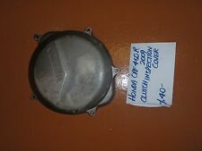 2009 HONDA CRF450 R CLUTCH INSPECTION COVER