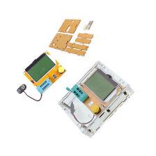 Lcr T4 Esr Meter Lcr Led Transistor Tester Diode Triode Capacitance Pnp Mos Lk