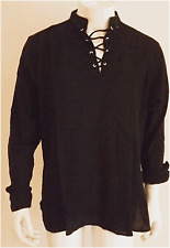 BMWT Pirate shirt,Black In Colour Size S
