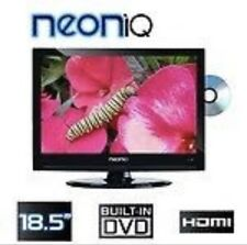 18.5 HD LCD TV with DVD player