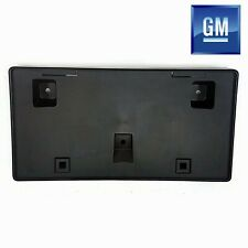 93-96 Saturn S-Series Front License Plate Mounting Bracket NEW GM 21095944