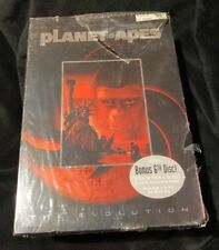 Vintage Planet of the Apes - The Evolution - Box Set Dvd 6-Disc Set, Limited Edn