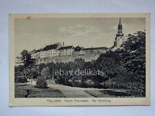 TALLINN Estonia der Domberg old postcard