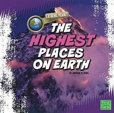 The Highest Places on Earth (Extreme Planet)-ExLibrary