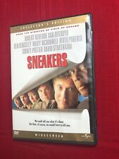 Sneakers 2003 Collectors Edition DVD Widescreen. SHIPS FAST!