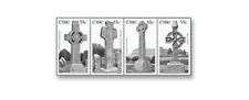 IRL1008 Crosses 4 stamps MNH IRELAND 2010