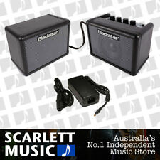 Blackstar Fly Bass Pack 3w Mini Guitar Amp + Fly 103 Extension + Power Supply