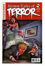 Zenescopes's Grimm Tales of Terror April Fools Edition 2017 B Cover VF/NM-