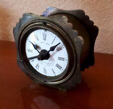 Bahn Eisenbahn Wecker Uhr Tischuhr um 1900