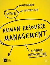 Human Resource Management: A Concise Introduction (Paperback), Ca. 9781137009395