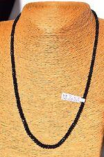 Saphir Kette Collier 73,205ct.! A+ Classic Edelstein Schmuck Heilstein Halskette