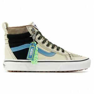 Ultra Rare Vans Sk8-Hi MTE 46 DX Men's Shoes Boots Size 9 Paracord Key Chain