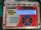 Triton jr Multi chemistry Battery Management Charger R/C TESTED Electrifly