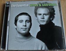 SIMON & GARFUNKEL THE ESSENTIAL SIMON & GARFUNKEL 2003 2CD COLUMBIA LEGACY HITS