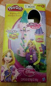 Hasbro Excellent Play-Doh Disney Princess Rapunzel's Garden Tower Play Set 2014