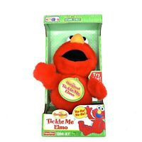 Very Rare New! Toys R Us Exclusive 1996 Vintage Original Tickle Me Elmo Sealed!
