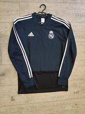 ab42d2599 Real Madrid training top sweatshir pullover MEDIUM CW8649 soccer football  Adidas