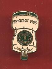 Pin's pin CHAMPAGNE MOET & CHANDON SPIRIT OF 1993 MONTGOLFIERE BOUCHON
