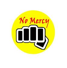 "Cobra Kai patch - round 4"" NO MERCY"