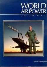 WORLD AIR POWER JOURNAL V5 CH-64 TARHE US ARMY / F-16 / Su-24 / DESERT STORM